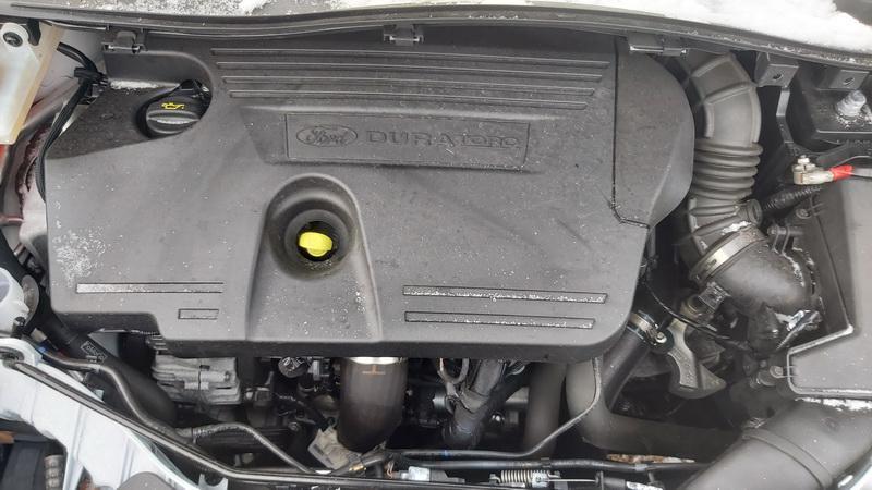 Подержанные Автозапчасти Ford KUGA 2019 2.0 машиностроение напрямик 4/5 d. белый 2021-1-20
