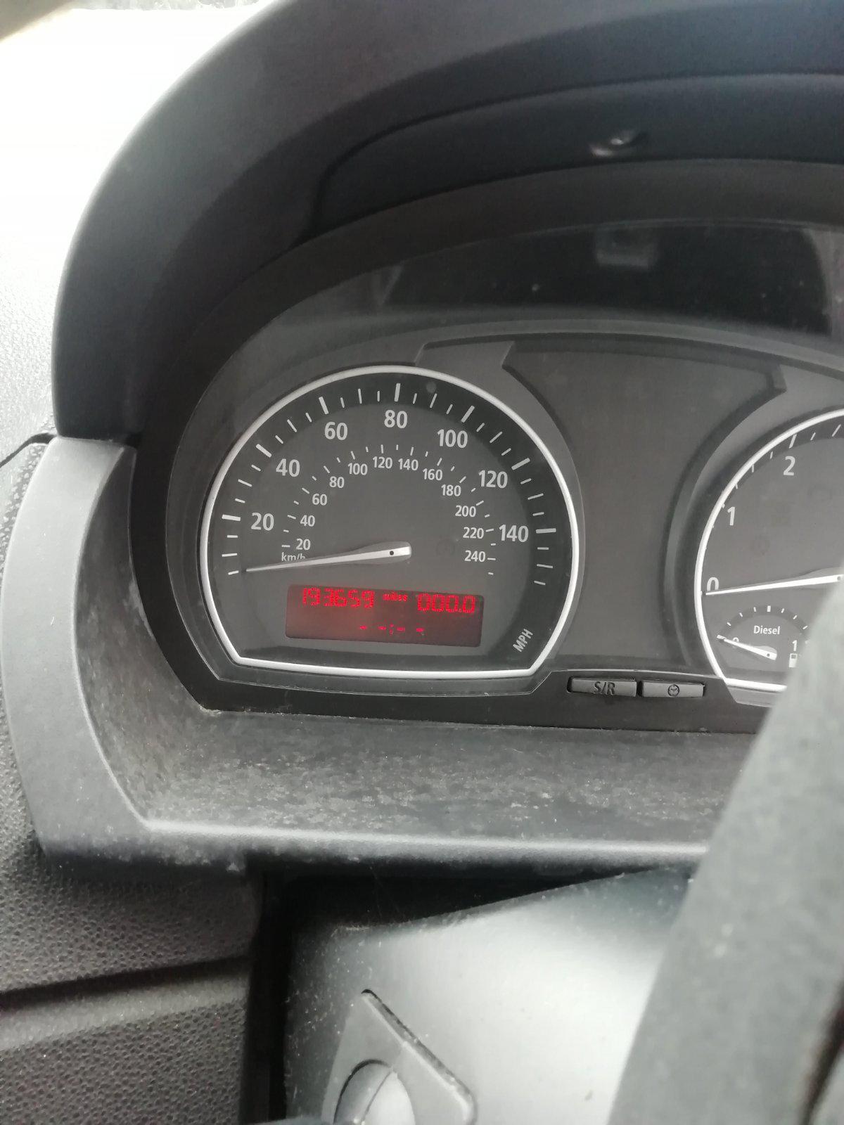 Naudotos automobiliu dallys Foto 4 BMW X3 2005 2.0 Mechaninė Visureigis 4/5 d. Melyna 2021-4-07 A6135