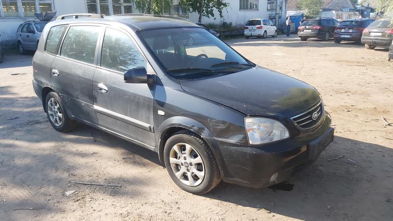 Naudotos automobilio dalys Kia CARENS 2005 2.0 Mechaninė Vienatūris 4/5 d. Pilka 2021-7-16