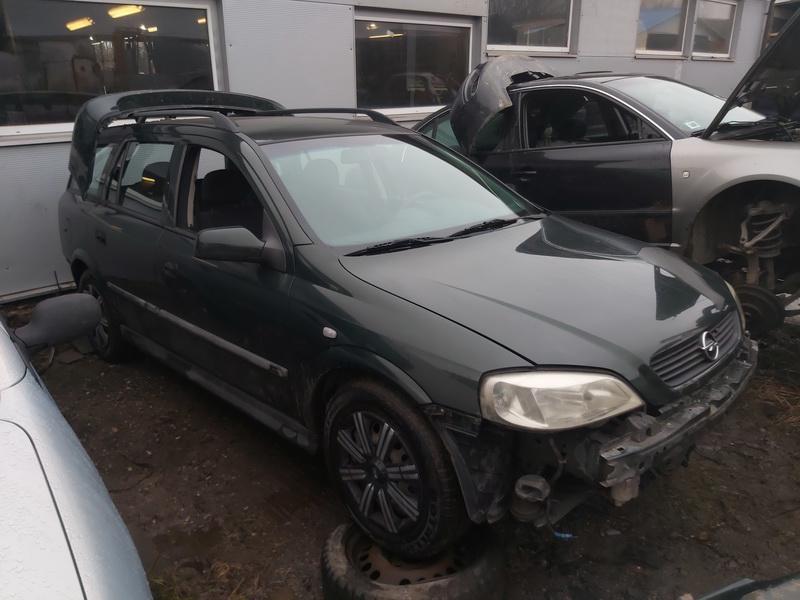 Opel ASTRA 2000 2.0 Mechaninė