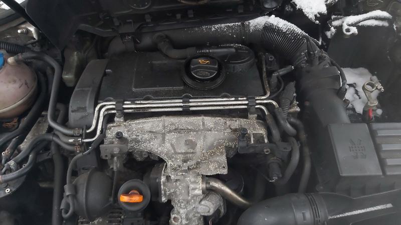 Naudotos automobiliu dallys Foto 4 Volkswagen PASSAT 2006 2.0 Mechaninė Sedanas 4/5 d. Sidabrine 2021-1-11 A6015