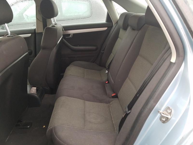 Naudotos automobilio dalys Audi A4 2005 2.0 Mechaninė Sedanas 4/5 d. Zydra 2021-1-07