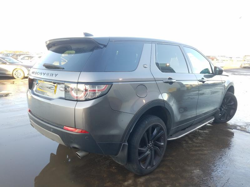 Foto-3 Land-Rover Discovery Sport 2014–2019 (L550) 2017 Diesel 2.0