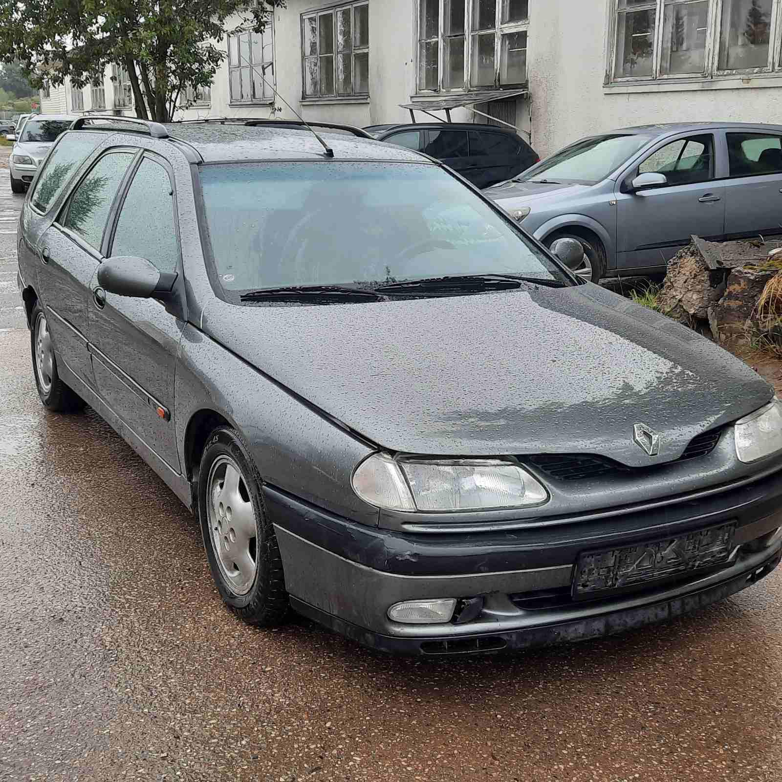 Naudotos automobilio dalys Renault LAGUNA 1997 3.0 Automatinė Universalas 4/5 d. Pilka 2021-8-06