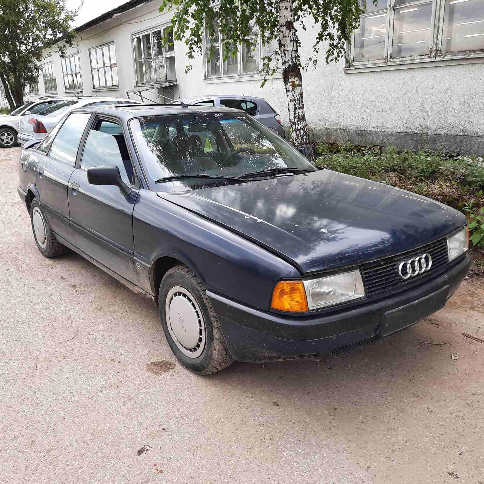 Audi 80 1990 1.9 Mechaninė