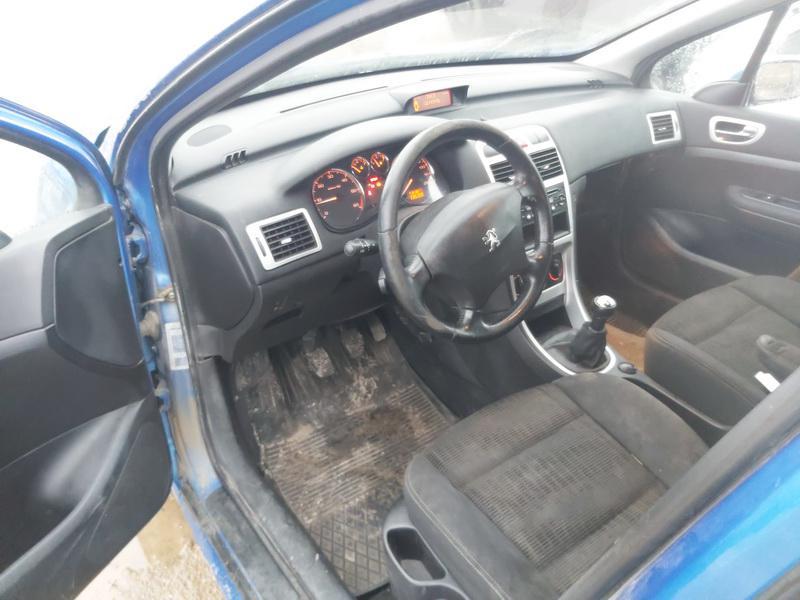 Naudotos automobilio dalys Peugeot 307 2007 1.6 Mechaninė Universalas 4/5 d. Melyna 2020-11-27