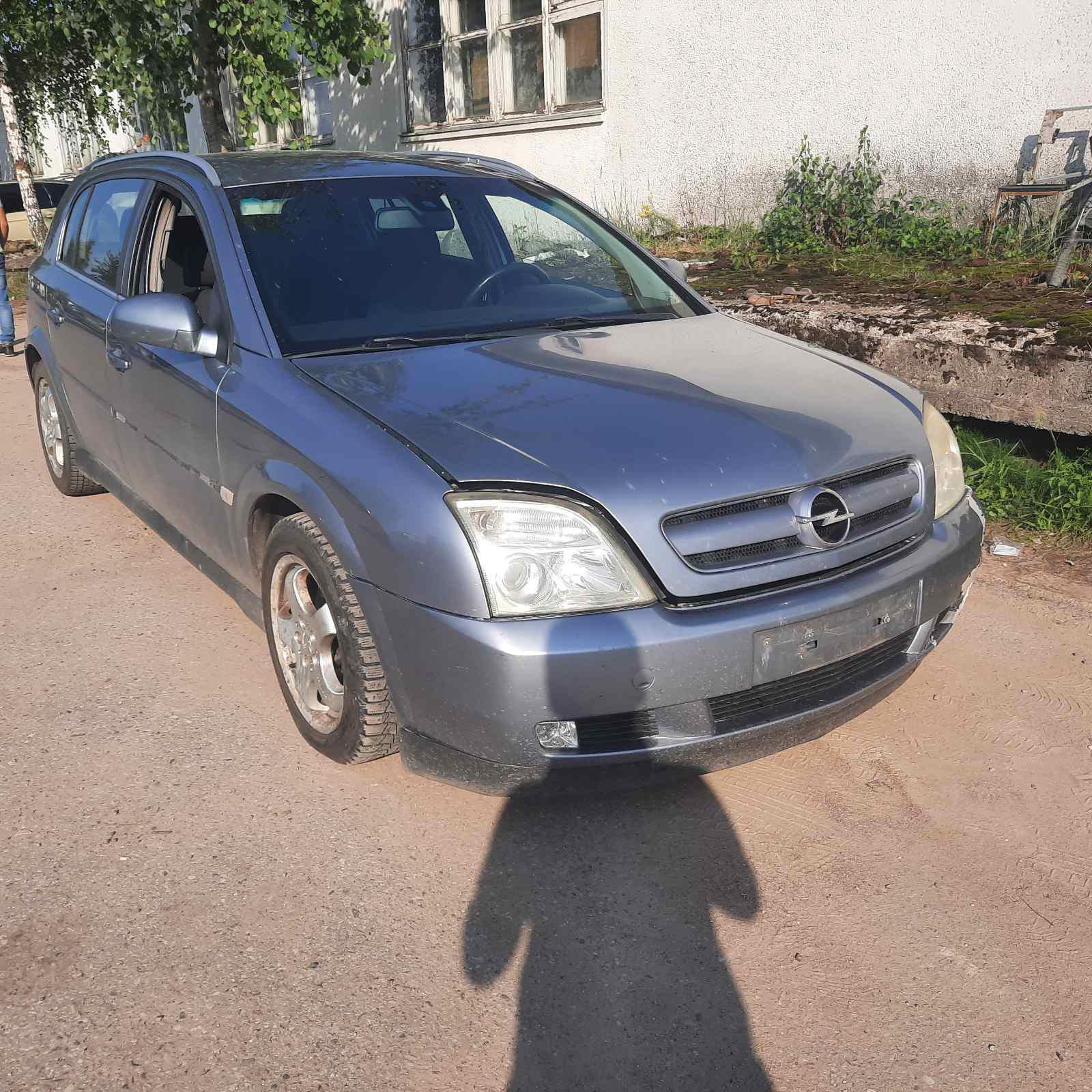 Naudotos automobilio dalys Opel SIGNUM 2003 2.2 Mechaninė Hečbekas 4/5 d. Pilka 2021-8-16