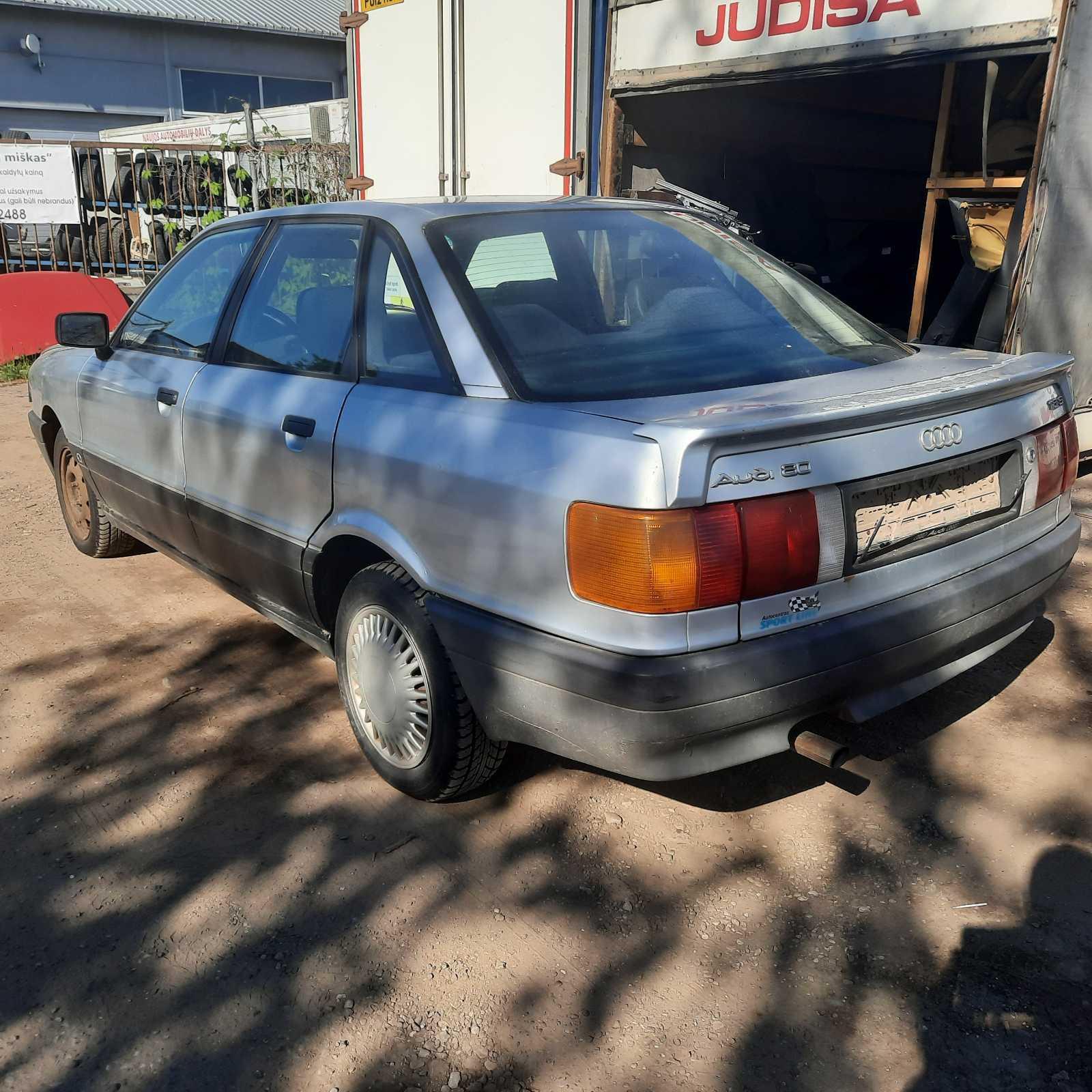 Foto-4 Audi 80 80, B3 1986.06 - 1991.09 1990 Petrol 1.8