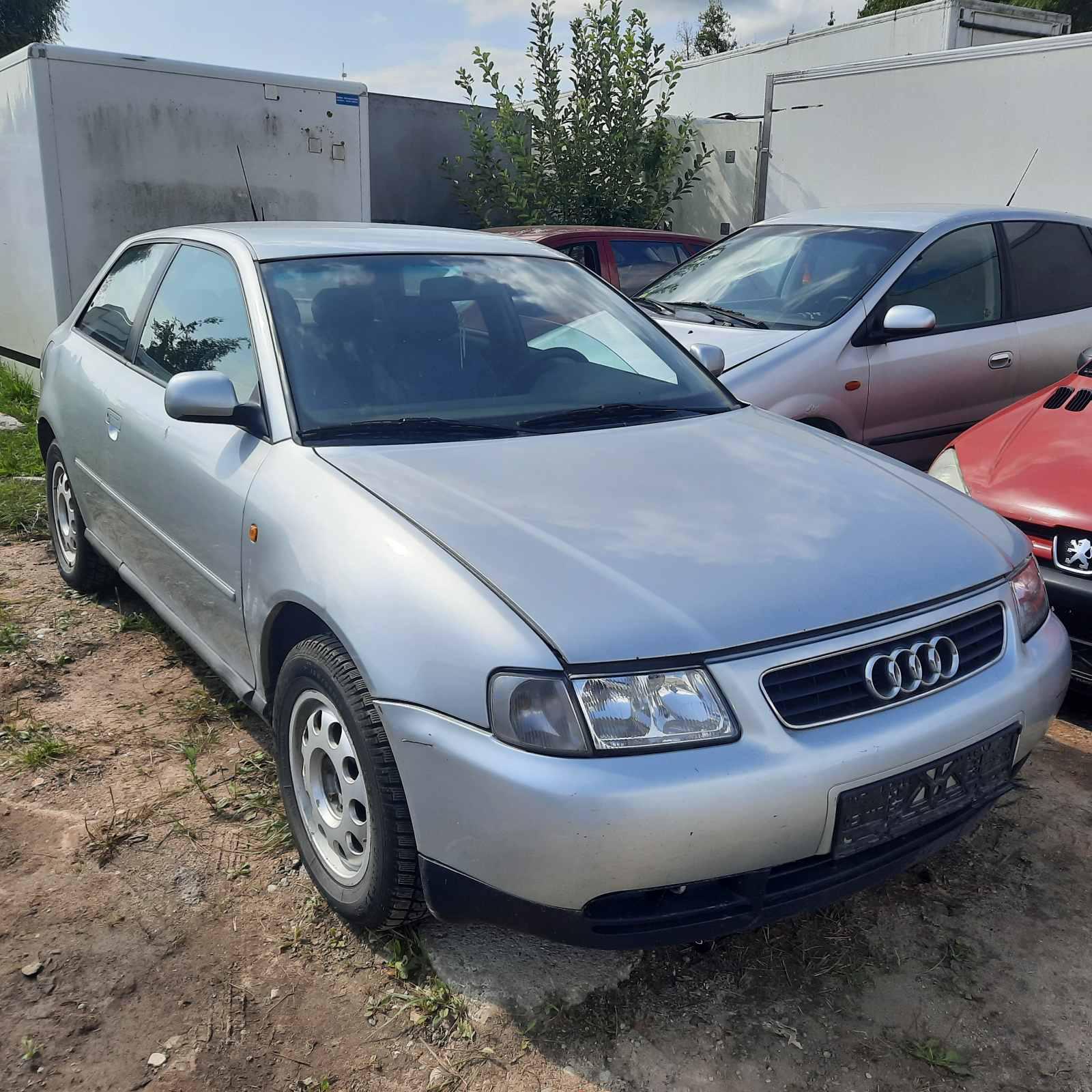 Naudotos automobilio dalys Audi A3 1997 1.9 Automatinė Hečbekas 2/3 d. Sidabrine 2021-8-24