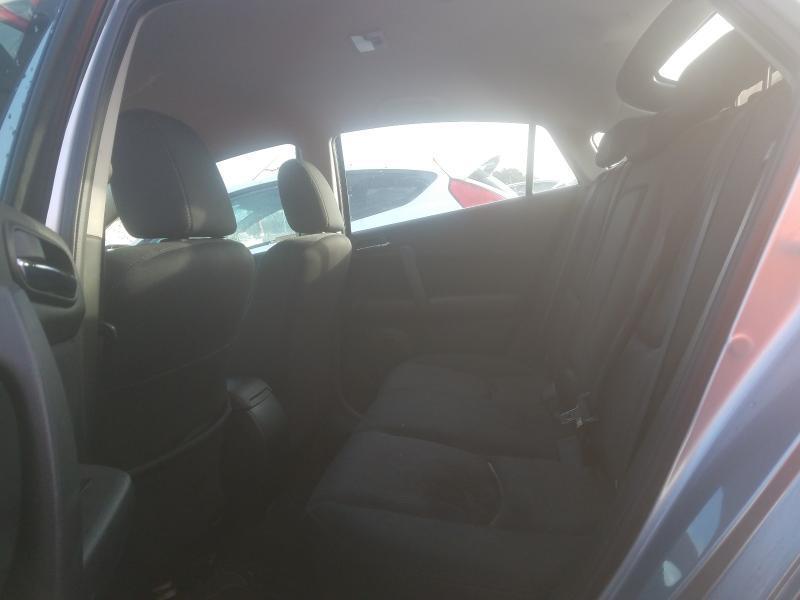 Подержанные Автозапчасти Mazda 6 2010 2.2 машиностроение хэтчбэк 4/5 d. серебро 2021-1-18