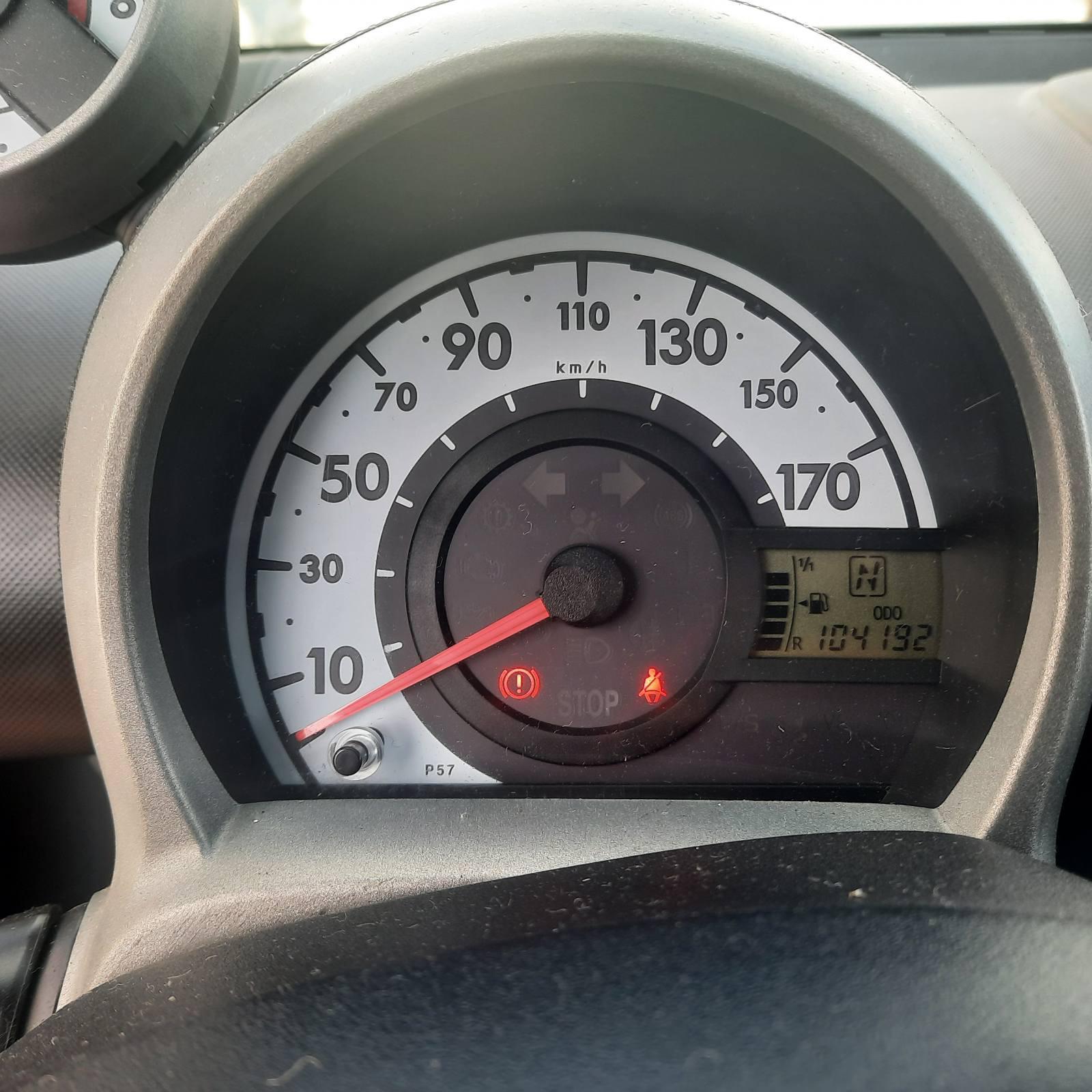 Naudotos automobilio dalys Toyota AYGO 2007 1.0 Automatinė Hečbekas 4/5 d. Pilka 2021-8-17