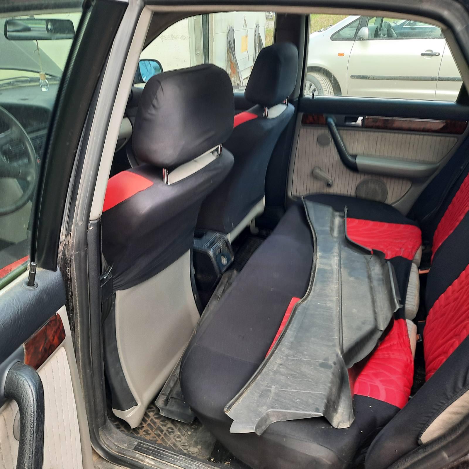 Naudotos automobiliu dallys Foto 8 Audi 100 1991 2.5 Mechaninė Sedanas 4/5 d. Juoda 2021-7-19 A6426
