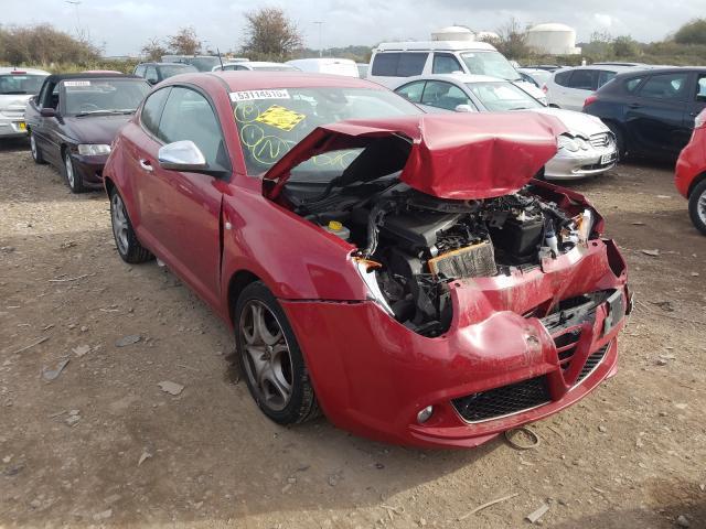 Naudotos automobilio dalys Alfa-Romeo MITO 2013 1.4 Mechaninė Hečbekas 2/3 d. Raudona 2021-1-08