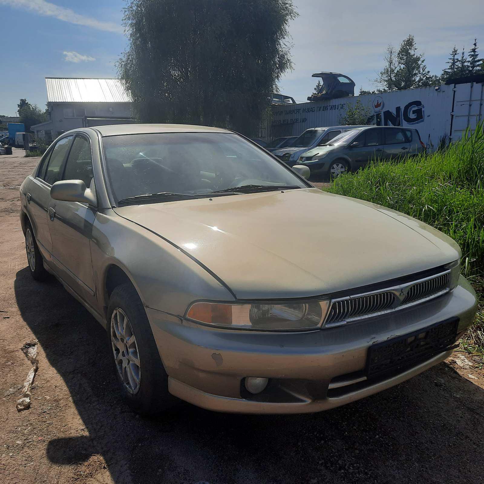 Naudotos automobilio dalys Mitsubishi GALANT 2001 2.4 Automatinė Sedanas 4/5 d. Pilka 2021-8-16