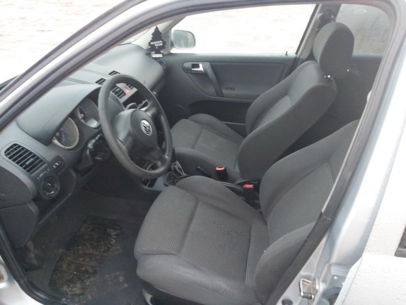 Подержанные Автозапчасти Foto 5 Volkswagen POLO 2001 1.4 машиностроение хэтчбэк 4/5 d. Серый 2020-11-20 A5837