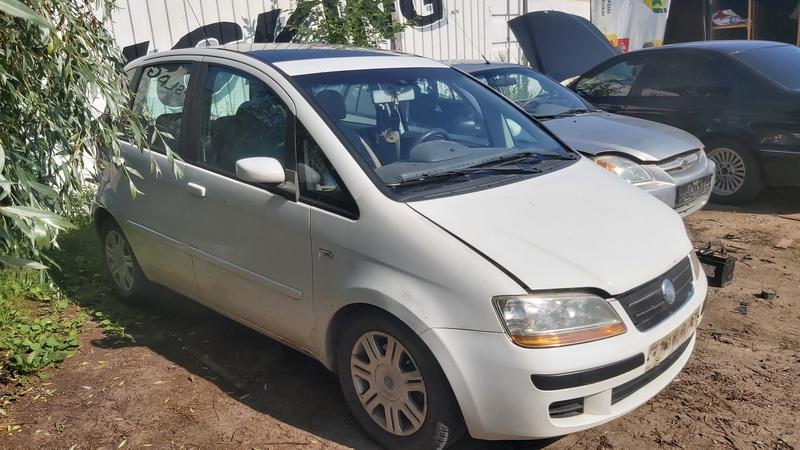 Naudotos automobilio dalys Fiat IDEA 2005 1.9 Mechaninė Hečbekas 4/5 d. Balta 2021-6-30