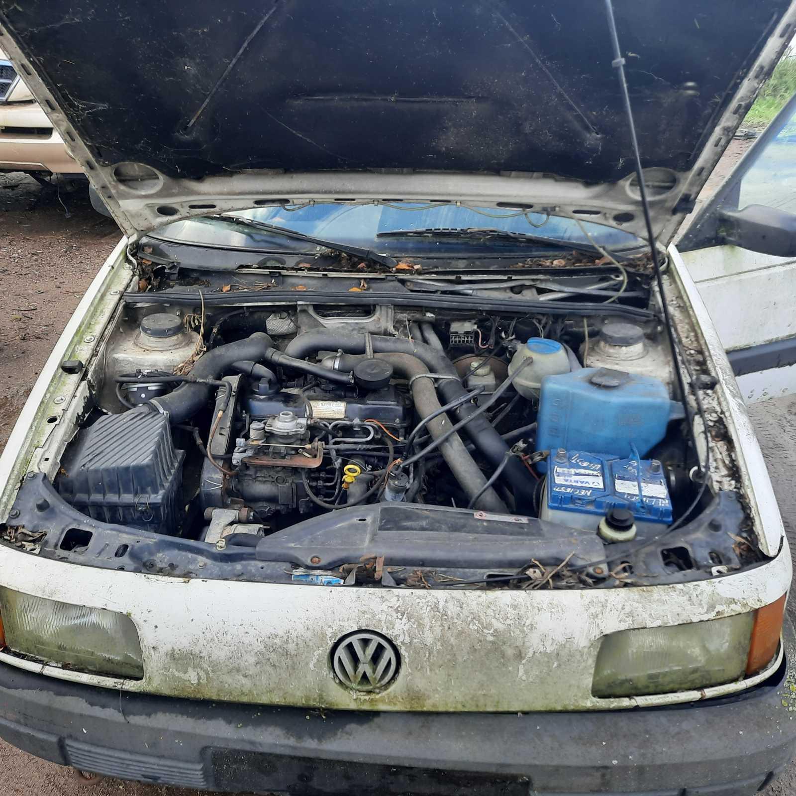 Foto-3 Volkswagen Passat Passat, B3 1988.03 - 1993.07 1991 Diesel 1.6
