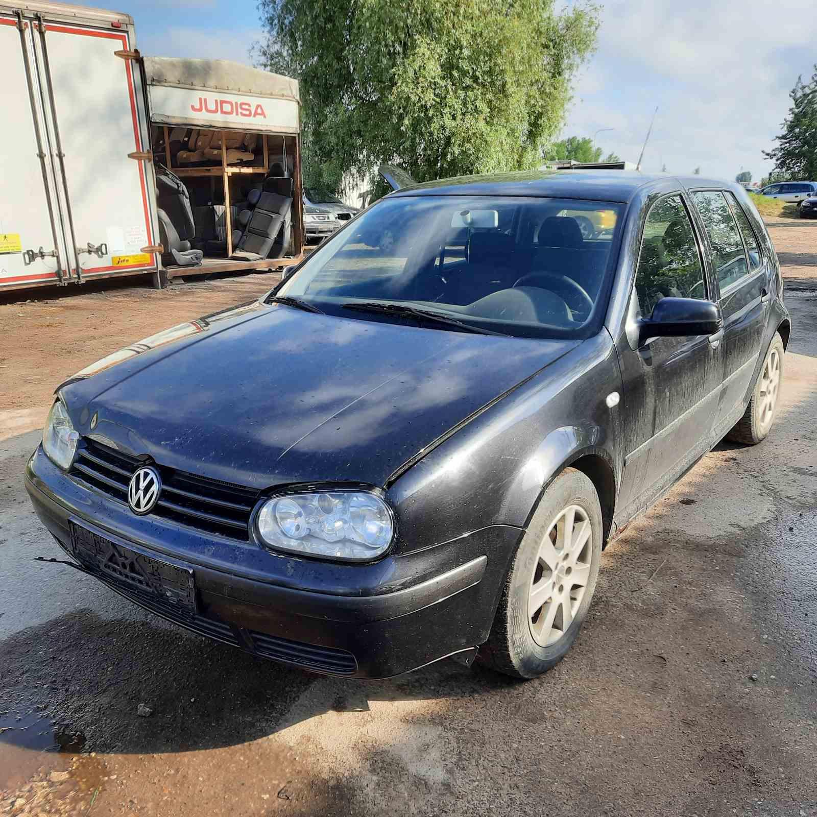 Foto-2 Volkswagen Golf Golf, IV 1997.08 - 2003.10 2001 Diesel 1.9
