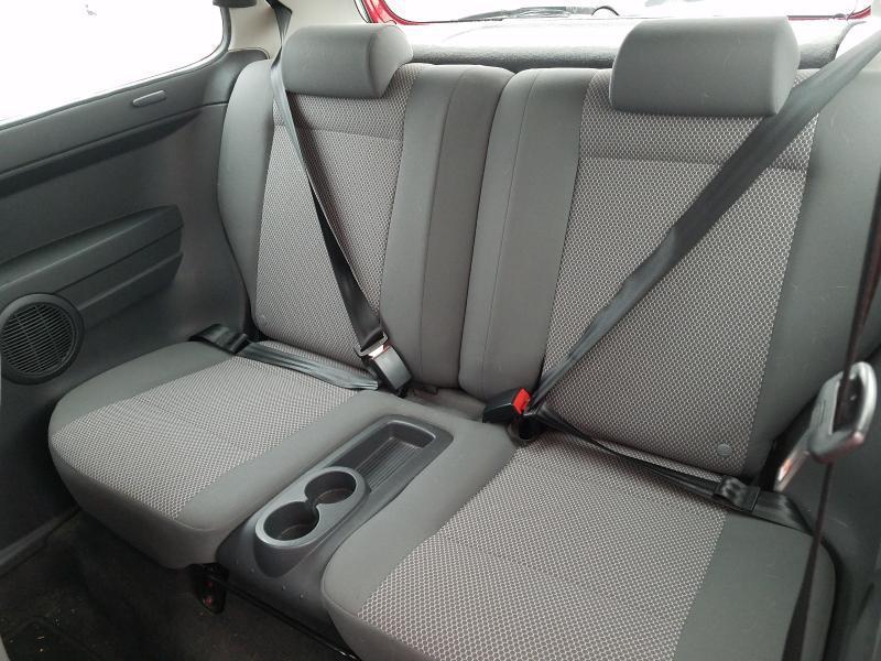 Naudotos automobilio dalys Volkswagen FOX 2009 1.2 Mechaninė Hečbekas 2/3 d. Raudona 2021-1-11