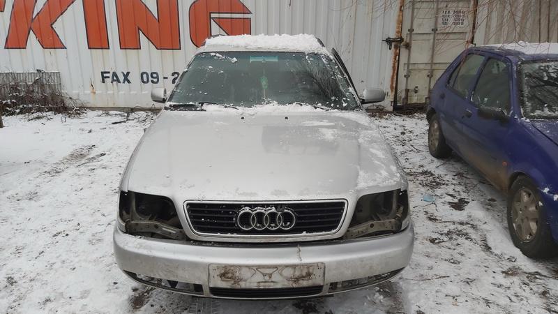 Naudotos automobiliu dallys Foto 3 Audi A6 1995 2.5 Mechaninė Universalas 4/5 d. Pilka 2020-12-11 A5925