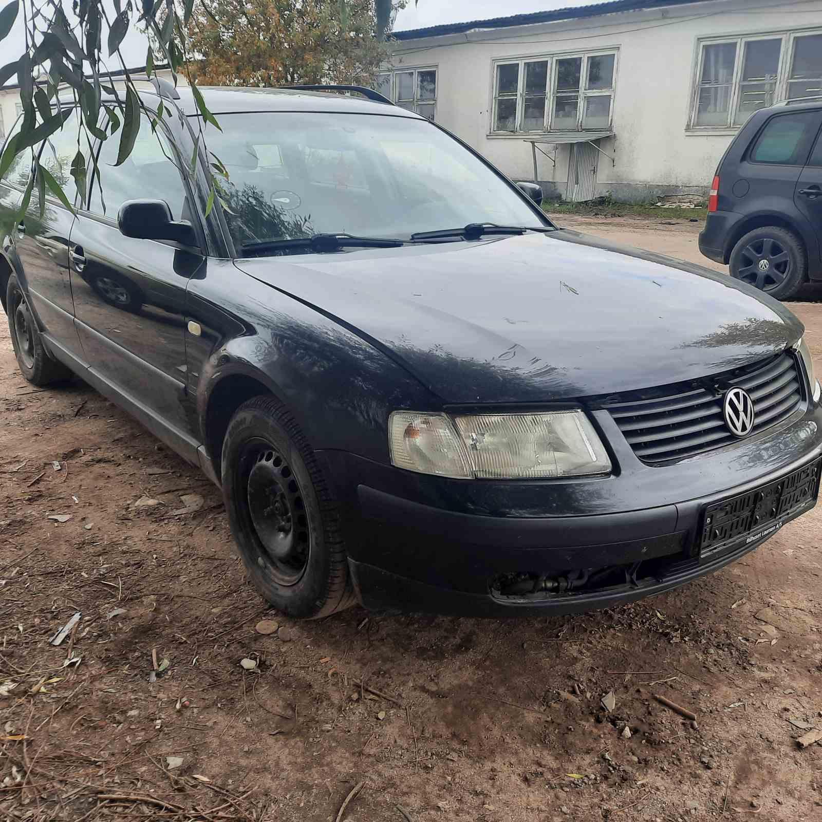 Naudotos automobilio dalys Volkswagen PASSAT 1999 1.8 Mechaninė Universalas 4/5 d. Juoda 2021-9-28