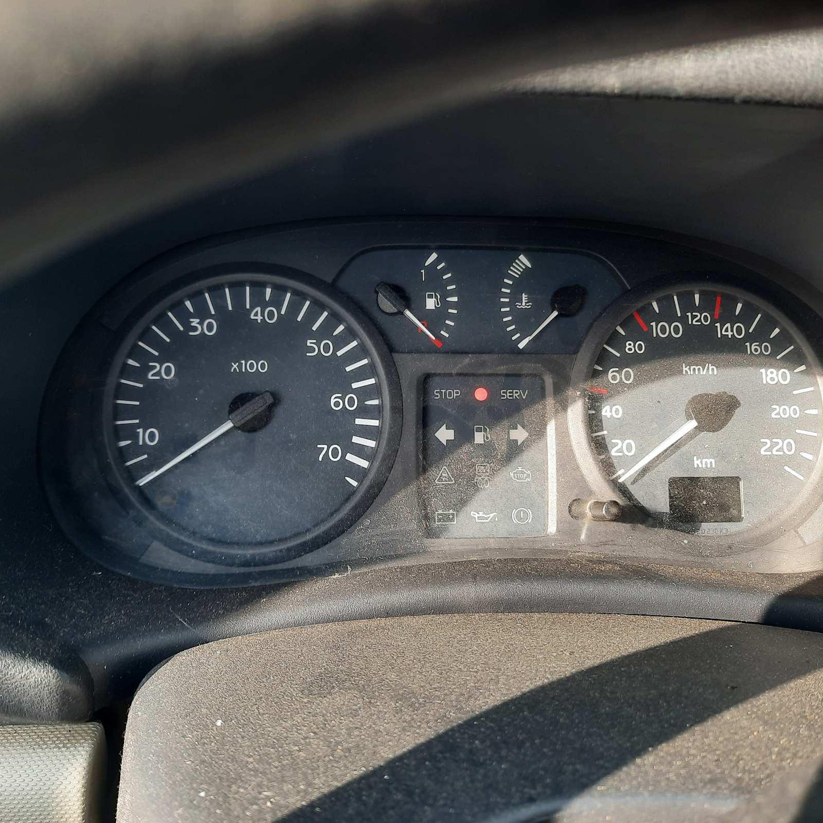 Foto-4 Renault Clio Clio, 2001.05 - 2004.11 facelift 2002 Diesel 1.5