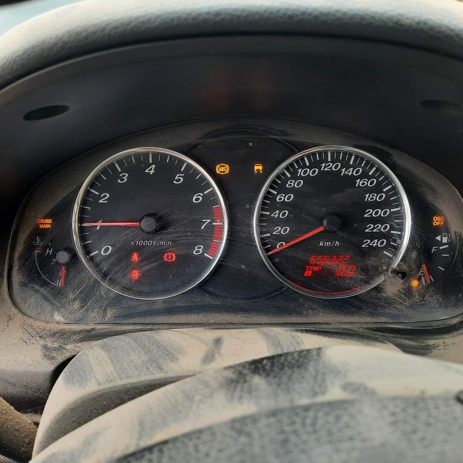 Naudotos automobilio dalys Mazda 6 2004 2.0 Mechaninė Universalas 4/5 d. Zalia 2021-7-29
