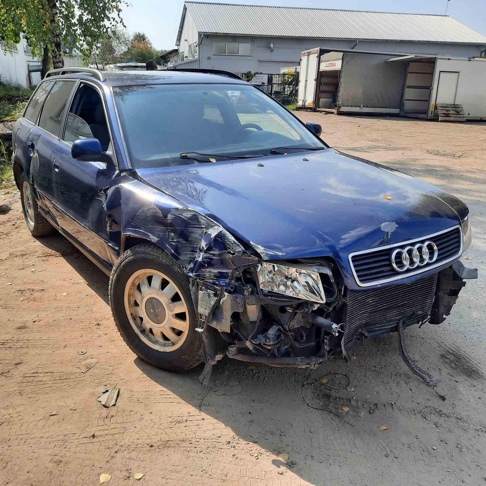Naudotos automobilio dalys Audi A4 1998 1.9 Mechaninė Universalas 4/5 d. Melyna 2021-9-11