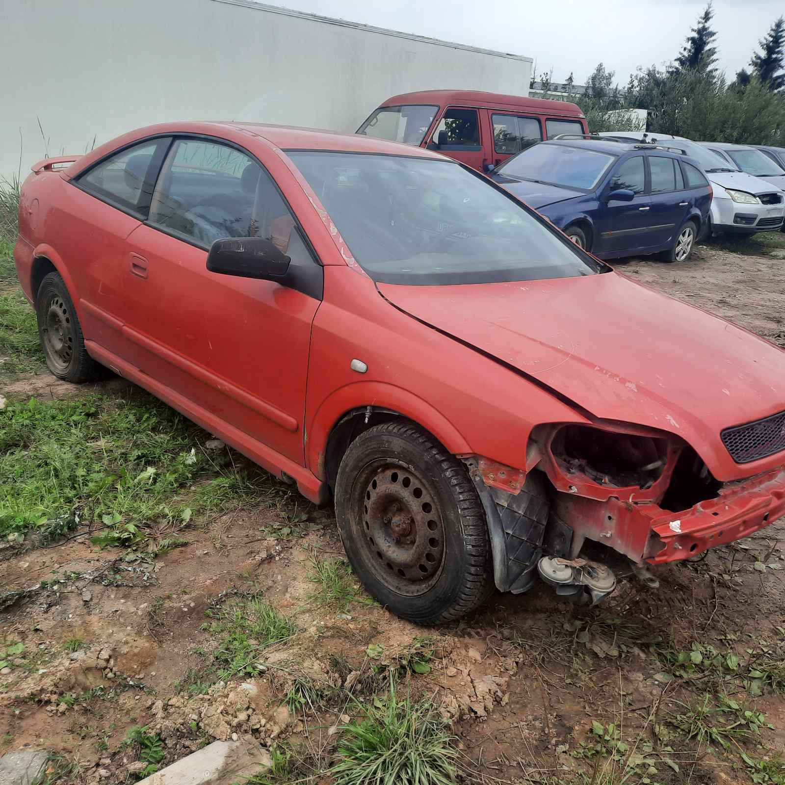Foto-1 Opel Astra Astra, G 1998.09 - 2004.12 2000 Kupe Benzinas 1.8