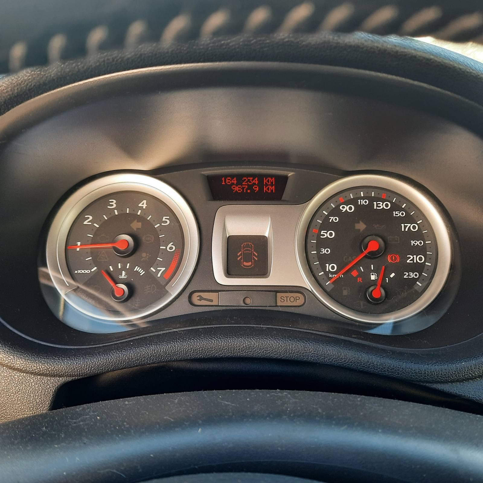 Naudotos automobilio dalys Renault CLIO 2008 1.2 Mechaninė Hečbekas 2/3 d. Melyna 2021-9-08