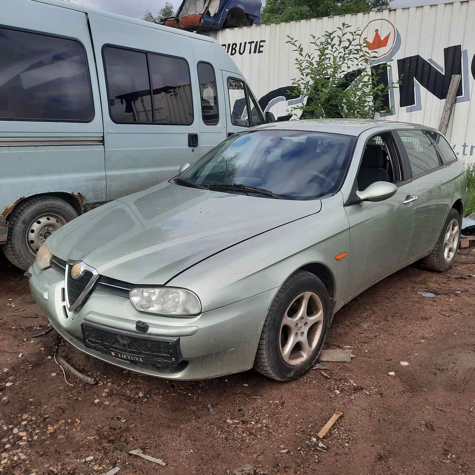 Foto-2 Alfa-Romeo 156 156 1997.07 - 2003.11 2003 Petrol 2.0