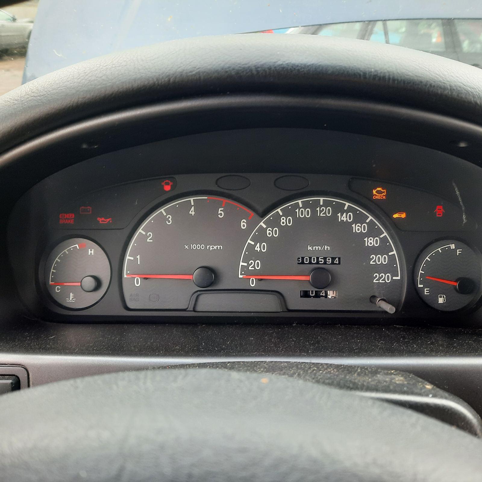 Naudotos automobilio dalys Hyundai TRAJET 2002 2.0 Mechaninė Vienatūris 4/5 d. Melyna 2021-6-01