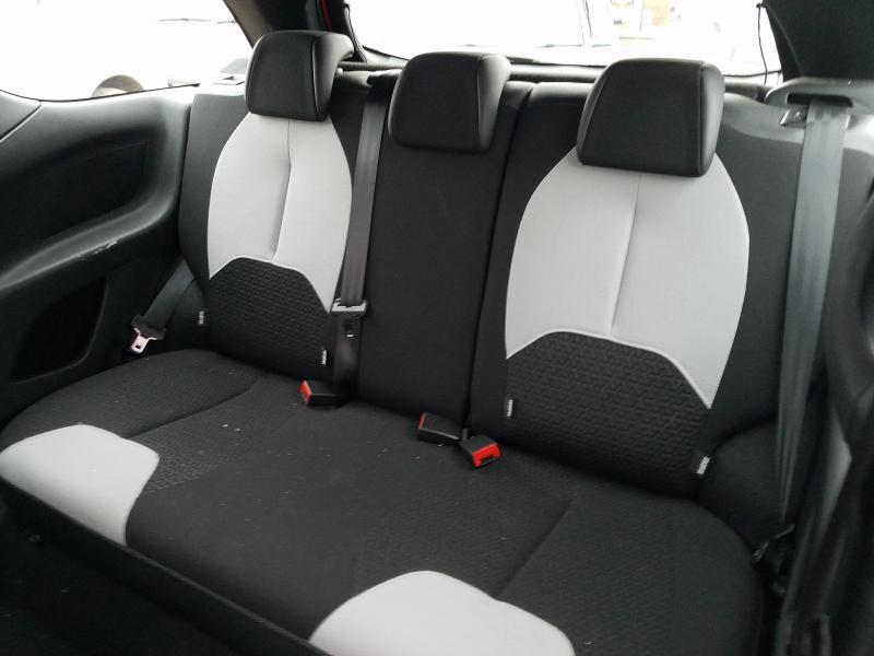 Naudotos automobilio dalys Citroen DS3 2014 1.2 Mechaninė Hečbekas 2/3 d. Raudona 2021-1-08