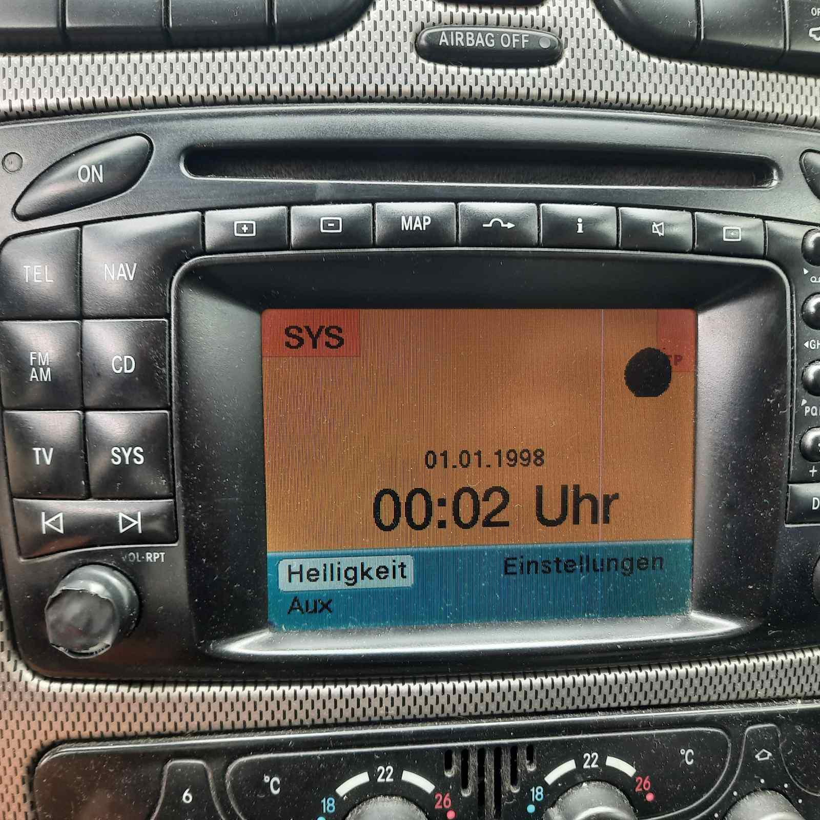 Naudotos automobilio dalys Mercedes-Benz C-CLASS 2002 2.2 Mechaninė Kupė 2/3 d. Melyna 2021-8-18