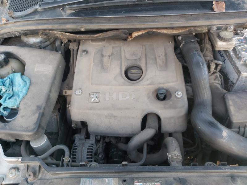 Подержанные Автозапчасти Foto 2 Peugeot 307 2002 2.0 машиностроение универсал 4/5 d. Серый 2020-11-20 A5838