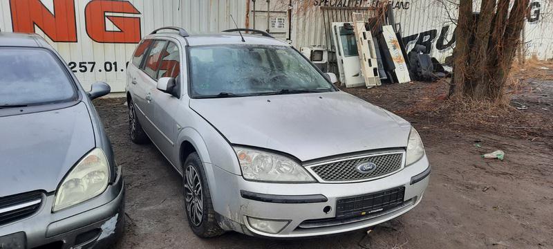Подержанные Автозапчасти Ford MONDEO 2006 2.0 машиностроение универсал 4/5 d. Серый 2021-2-26