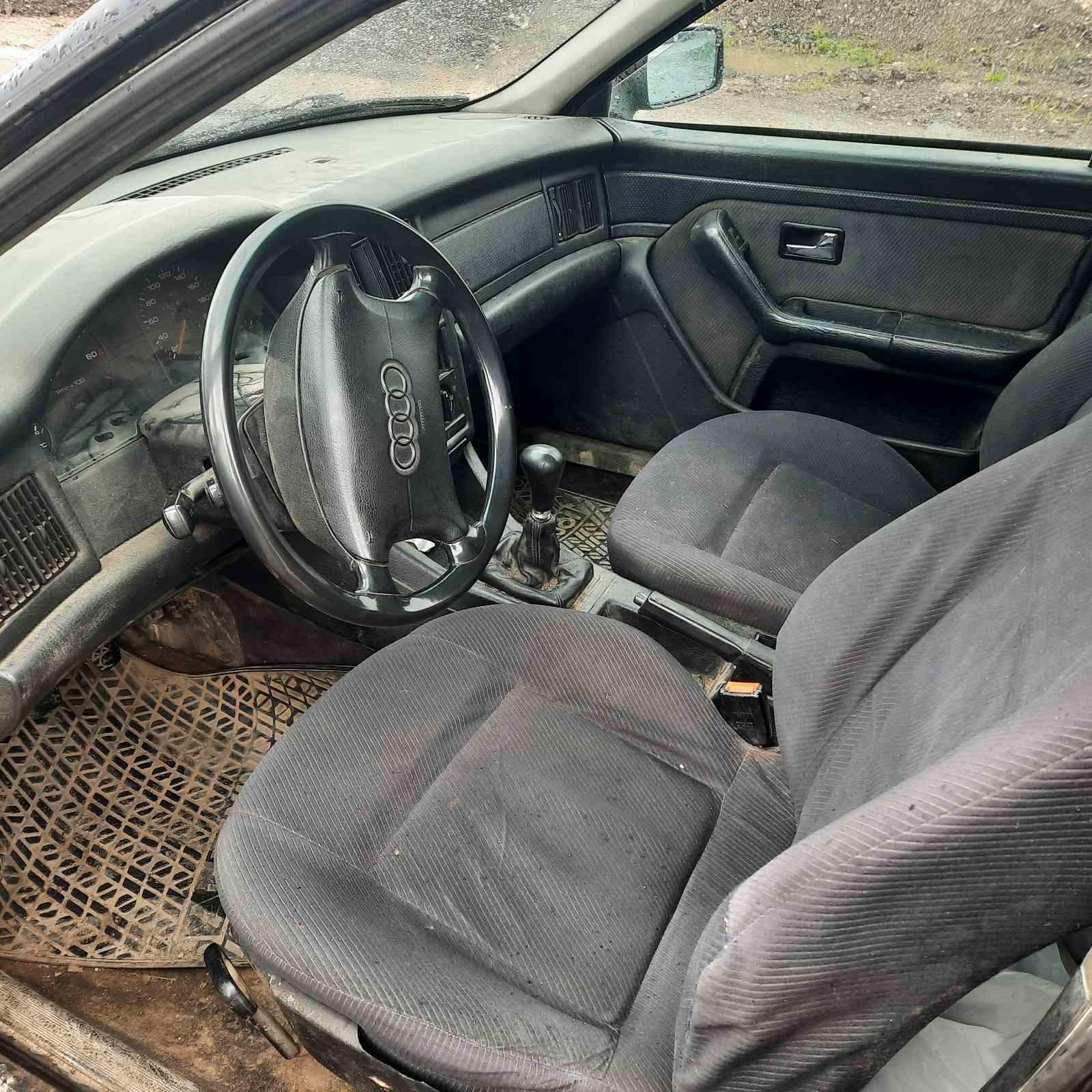 Naudotos automobiliu dallys Foto 4 Audi 80 1994 1.9 Mechaninė Universalas 4/5 d. Melyna 2021-5-06 A6199