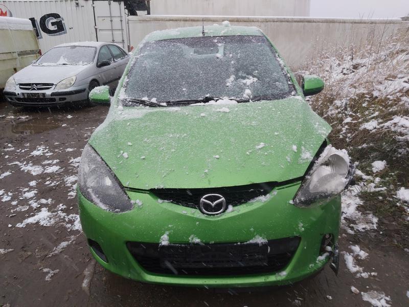 Foto-3 Mazda 2 2, DE 2007.10 - 2014.06 2008 Petrol 1.3