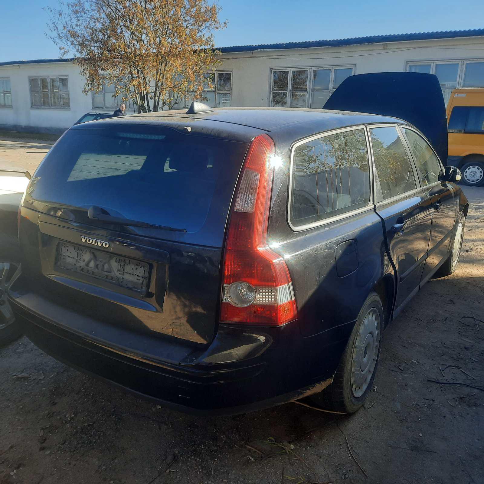 Foto-4 Volvo V50 V50, 2004.04 - 2007.05 2005 Diesel 1.6