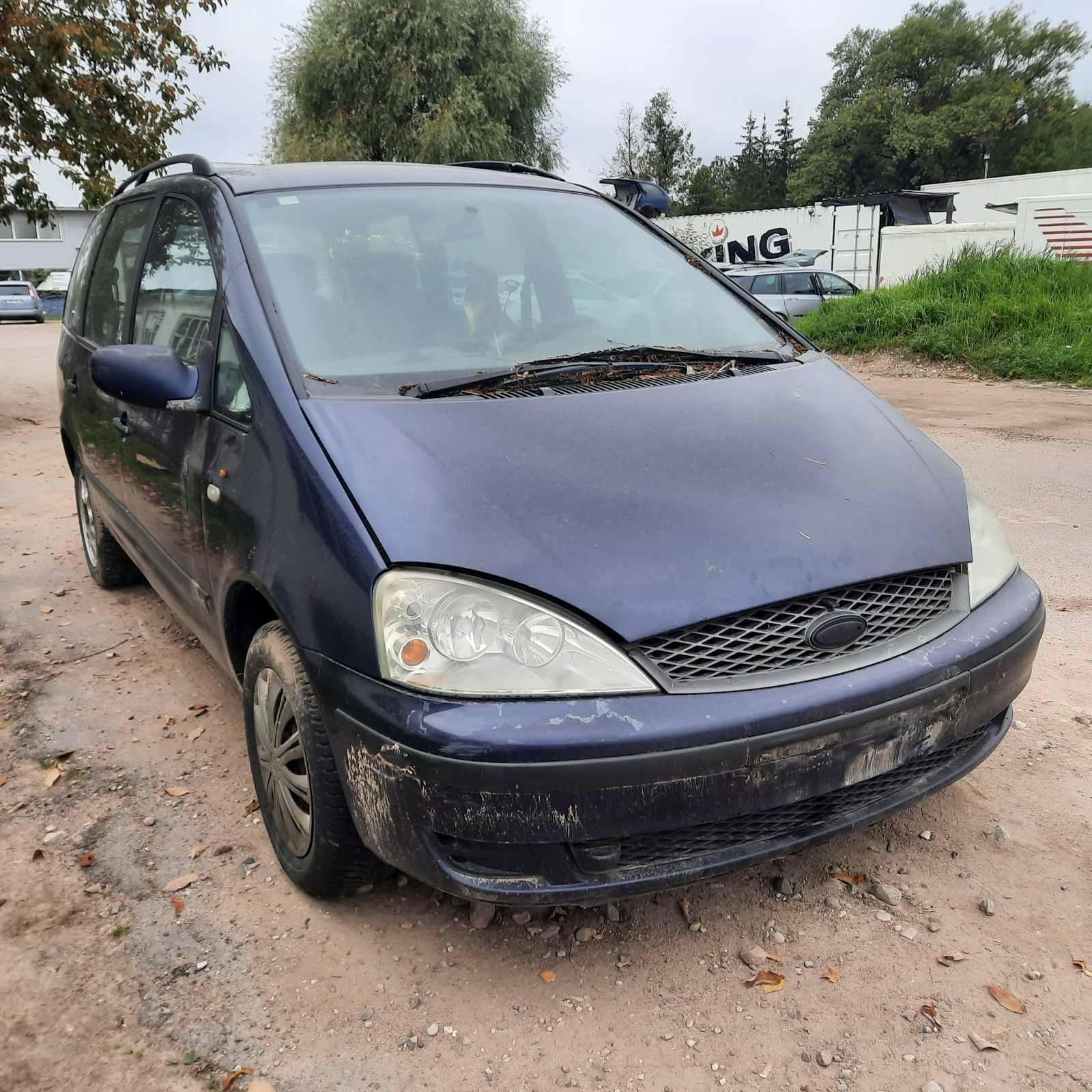 Ford GALAXY 2001 1.9 Mechaninė