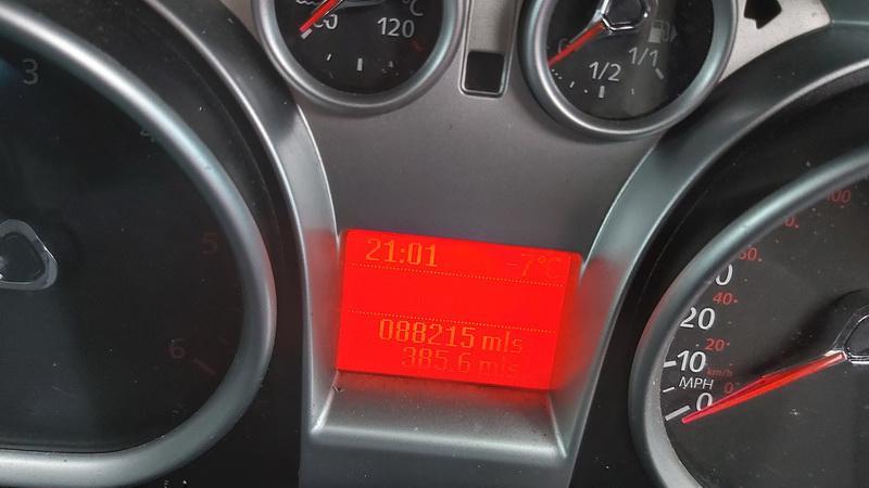 Naudotos automobiliu dallys Foto 9 Ford KUGA 2009 2.0 Mechaninė Visureigis 4/5 d. Melyna 2021-1-18 A6031