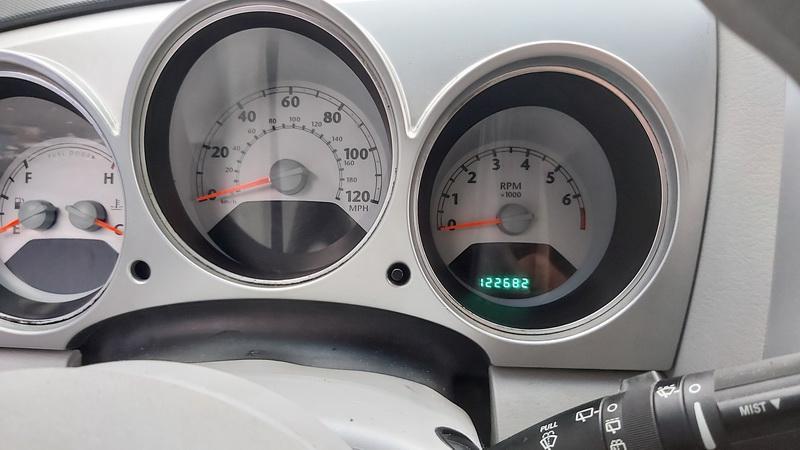 Naudotos automobilio dalys Chrysler PT CRUISER 2006 2.4 Mechaninė Hečbekas 4/5 d. Sidabrine 2020-12-22