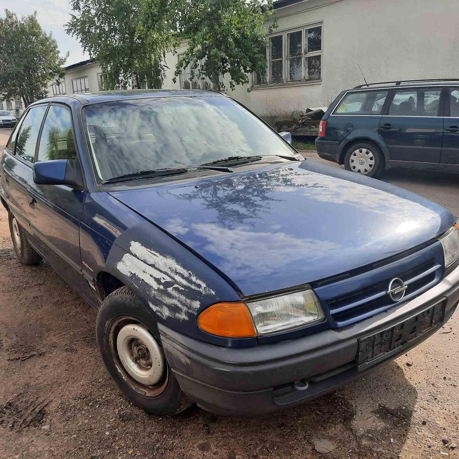 Opel ASTRA 1994 1.7 Mechaninė