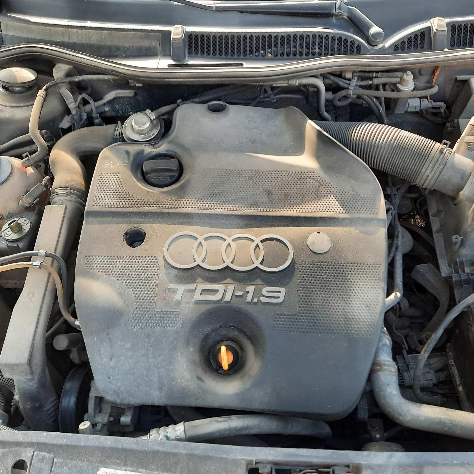 Foto-3 Audi A3 A3, 8L 1996.09 - 2000.10 2000 Diesel 1.9