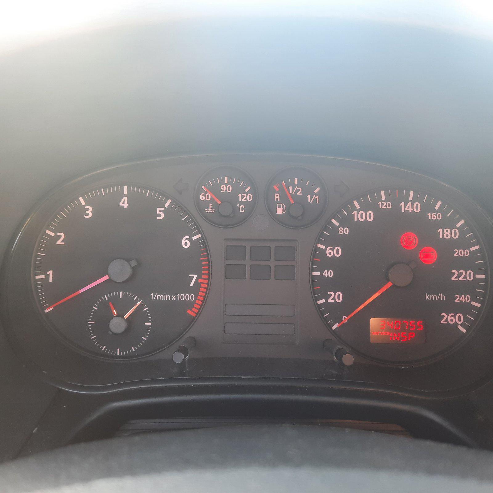Naudotos automobilio dalys Audi A3 1997 1.8 Mechaninė Hečbekas 2/3 d. Sidabrine 2021-10-07