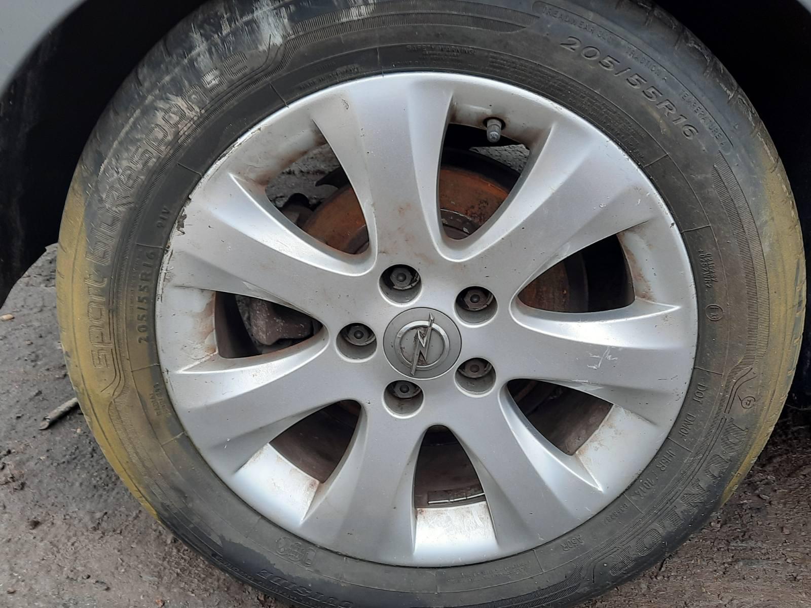 Naudotos automobiliu dallys Foto 9 Opel MERIVA 2011 1.7 Mechaninė Vienatūris 4/5 d. Ruda 2021-3-04 A6087
