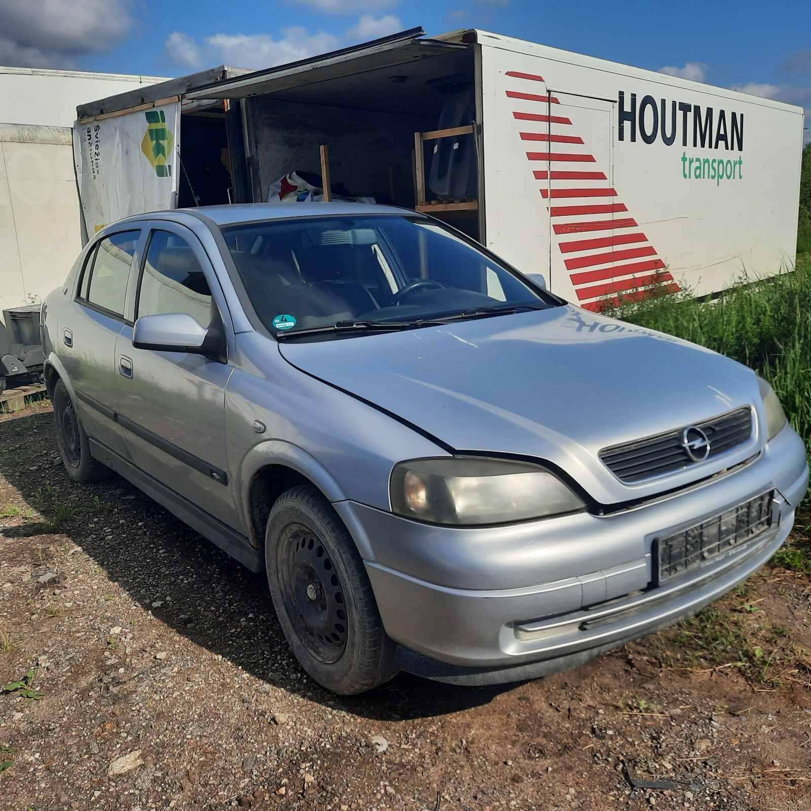 Opel ASTRA 2003 1.6 Mechaninė