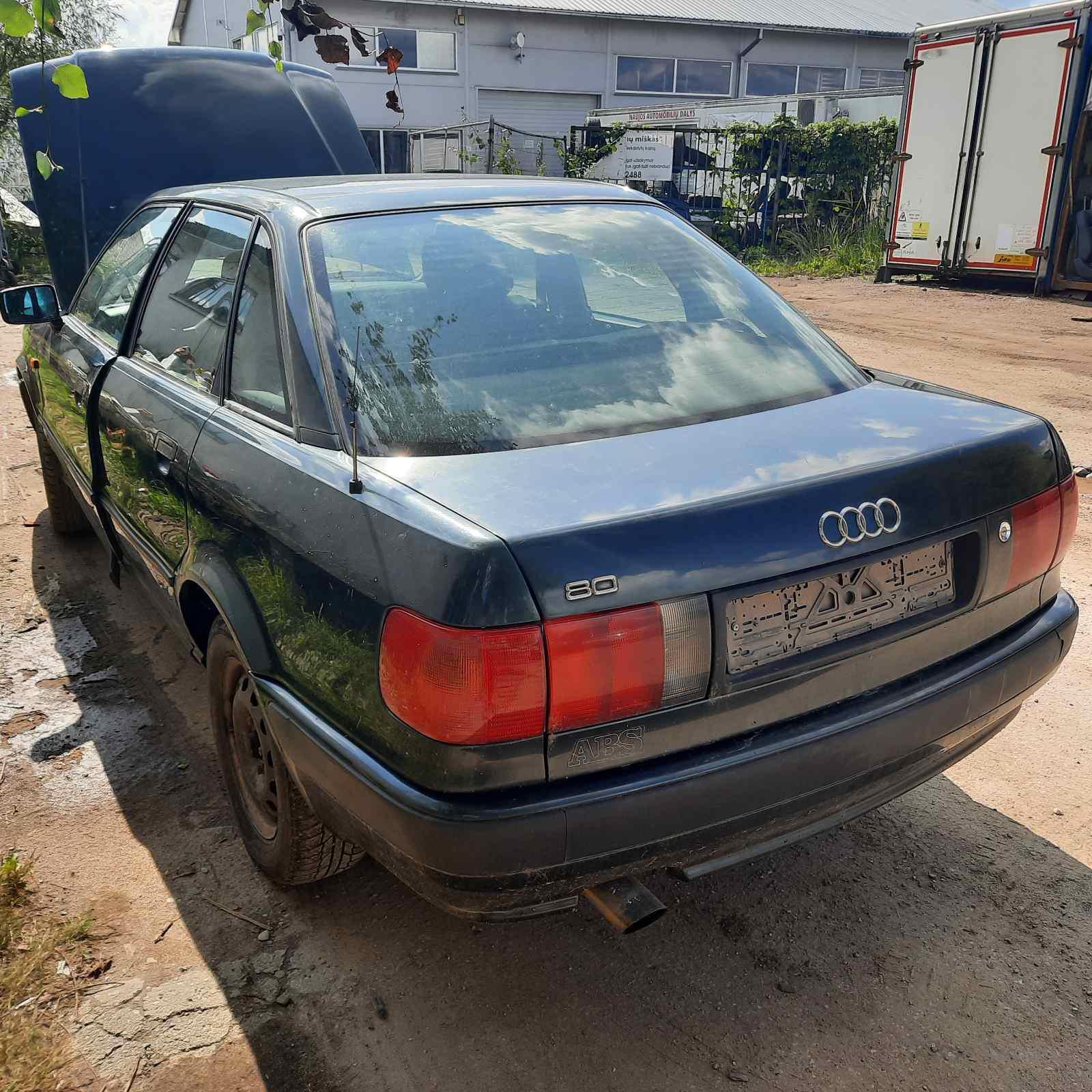 Foto-4 Audi 80 80, B4 1991.09 - 1995.01 1993 Benzinas 2.0